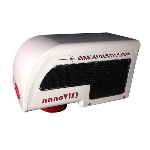 máquina de marcado láser / integrable / automática / compacta