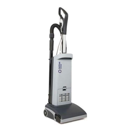 aspirador vertical eléctrico / comercial / con filtro HEPA / móvil