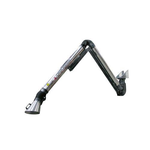 brazo de extracción fijo / rígido / ATEX