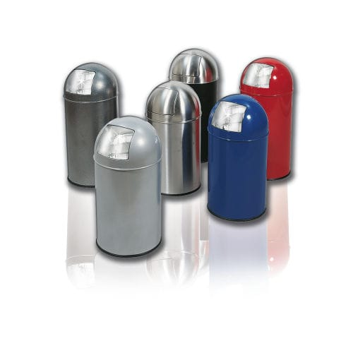 contenedor de basura de plástico / para basura peligrosa