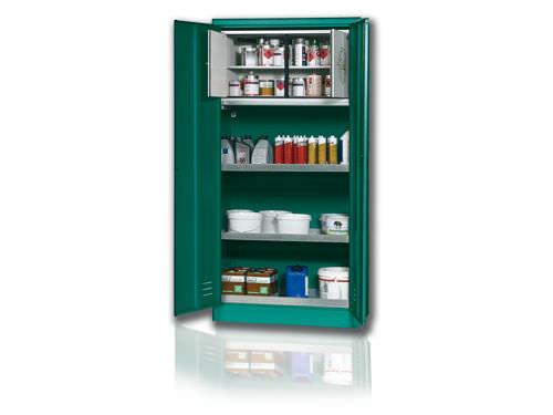 armario de almacenamiento / de taller / de pie / de puertas batientes