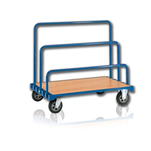 carretilla de transporte / de metal / portapaneles