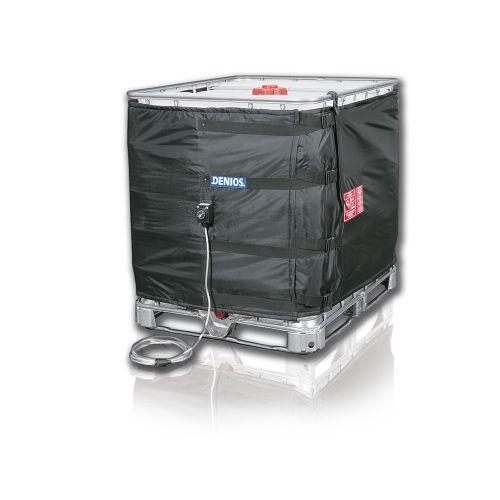 calentador de contenedor IBC