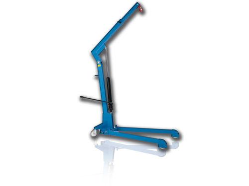 grúa de taller móvil / móvil / hidráulica / de elevación