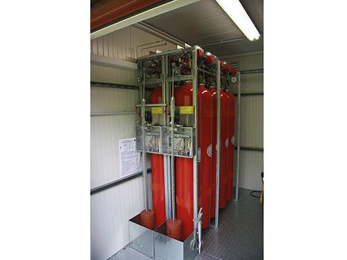 extintor cabina
