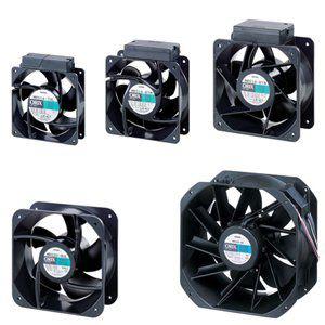 ventilador para PC / axial / de refrigeración / canalizable