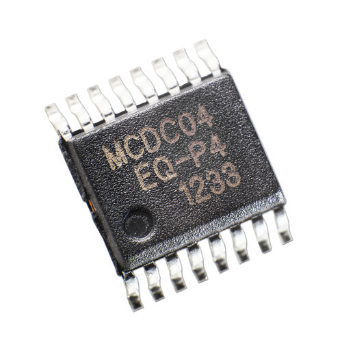 circuito integrado convertidor analógico/digital / LIN