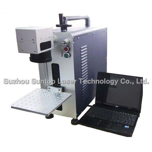 máquina de marcado láser de fibra / benchtop / compacta / refrigerada por aire