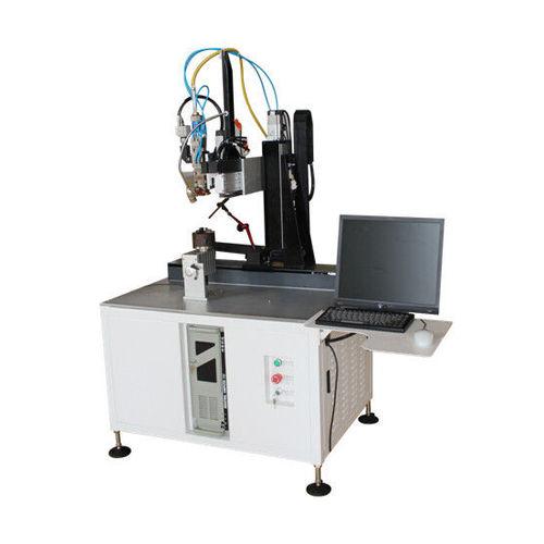 máquina de soldar láser de fibra