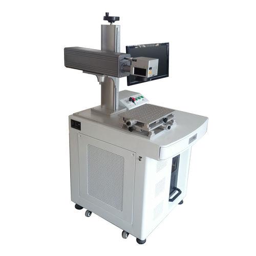 máquina de marcado láser de fibra / benchtop / refrigerada por aire / para metal
