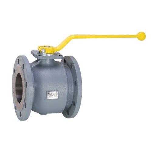 válvula de cierre / de bola flotante / de palanca / para gas