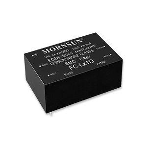 filtro electrónico paso banda / activo / compacto / de pequeñas pérdidas de corriente