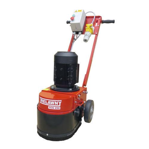 amoladora para pavimento eléctrica