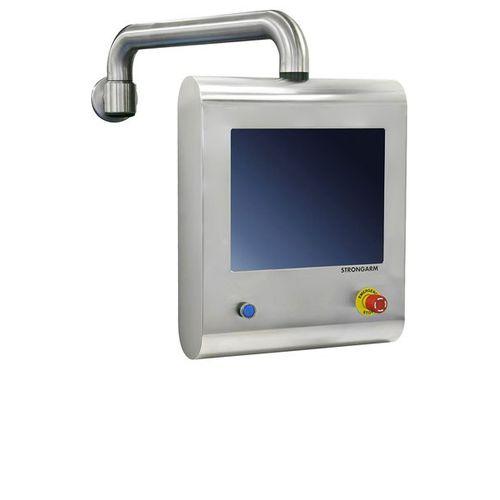 terminal táctil / montado sobre brazo / 1920 x 1080 / Intel® Core™