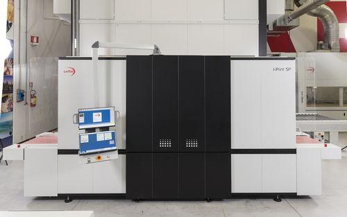 impresora de inyección de tinta / alta calidad / flexible / digital
