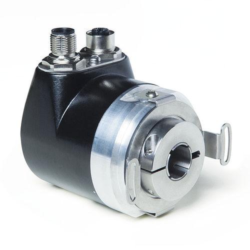 encoder rotativo absoluto / magnético / CANopen / CANopen Safety