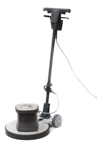 fregadora con operador a pie / alimentada por batería / alimentada por cable
