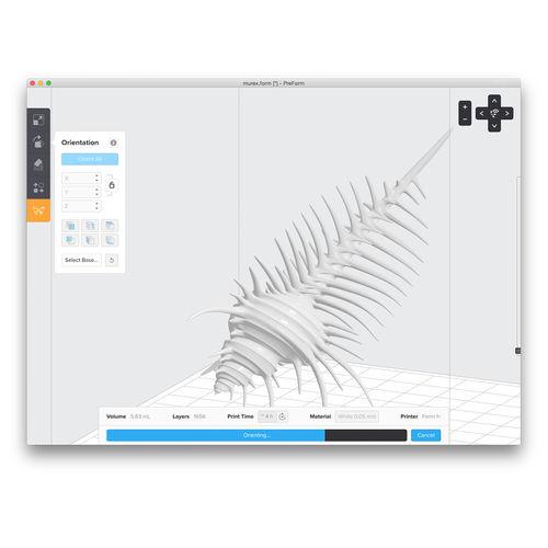 software para impresora 3D de modelado / de CAD