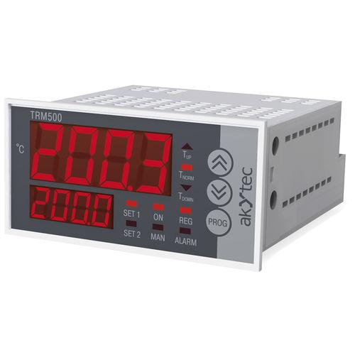 controlador de temperatura digital / PID / monovía / de calor
