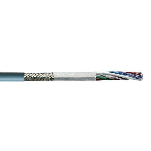 cable óptico de datos / DIN / blindado / flexible