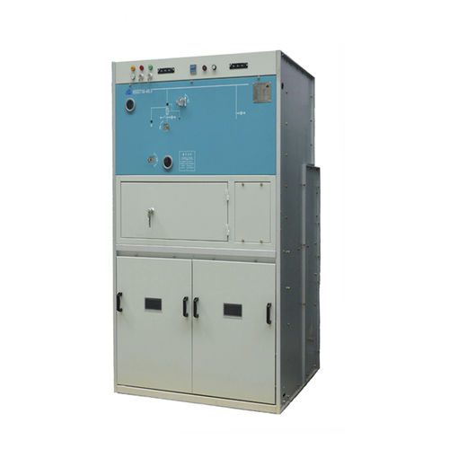 cuadro eléctrico AC / trifásico / aislado en gas SF6 / para rack para distribución eléctrica
