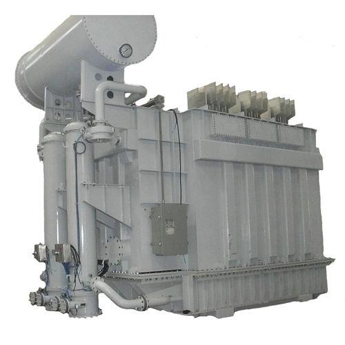 transformador de potencia / sumergido / de bajo consumo / equilibrado