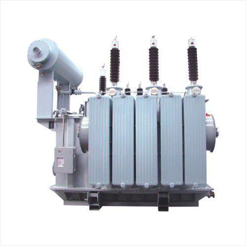 transformador de potencia / encapsulado en resina / de múltiples bobinas / con dos bobinas