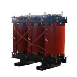 transformador de potencia / encapsulado en resina / de baja pérdida / de tipo padmount