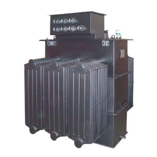 transformador de distribución / sumergido / de baja pérdida / con 2 núcleos de hierro