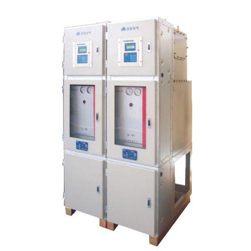 cuadro eléctrico secundario / AC / compacto / aislado en gas