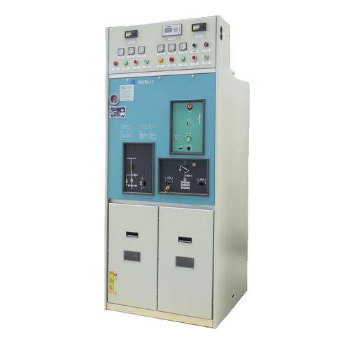 cuadro eléctrico primario / bajo envolvente metálico / aislado en gas SF6 / para rack para distribución eléctrica