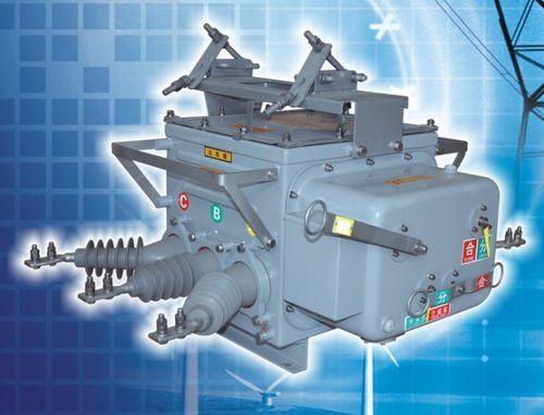 disyuntor de vacío / contra cortocircuitos / para sobrecargas / trifásico