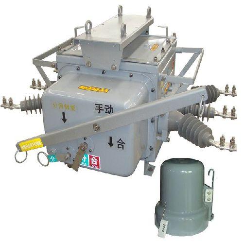 disyuntor de corte de carga con SF6 / de potencia / en línea