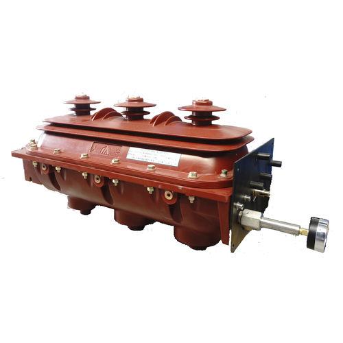 disyuntor de corte de carga con SF6 / de alta tensión / AC / en línea