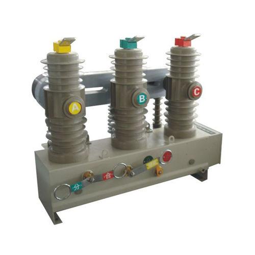 cuadro eléctrico trifásico / AC / de alta tensión / de vacío