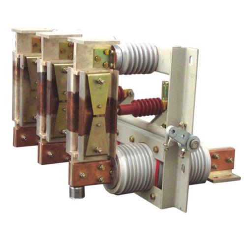 interruptor seccionador de alta tensión / trifásico / AC / de interior
