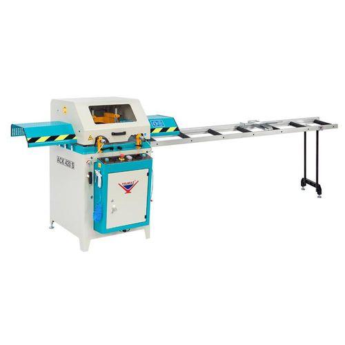 sierra ingletadora / para aluminio / para PVC / para perfiles