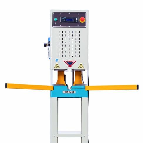 máquina de soldar de placa caliente