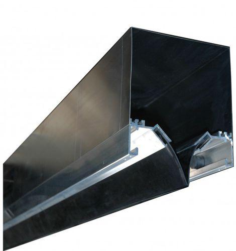 riel de guiado lineal / de aluminio