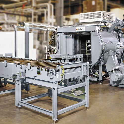 horno de carbonitruración / para cementación baja presión / de cámara / de gas
