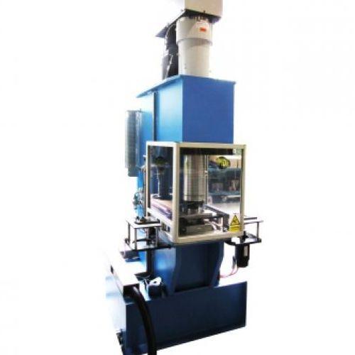 máquina de remachado semiautomática