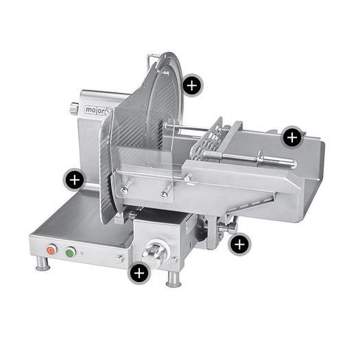 cortadora de jamón / automática / vertical / industrial