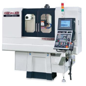 rectificadora plana / angular / para chapa metálica / CNC