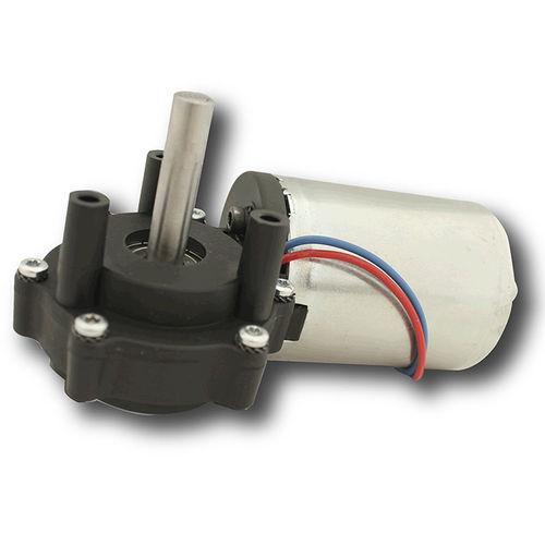 motorreductor DC / 0.5 - 1 Nm / 12 V / de ejes ortogonales