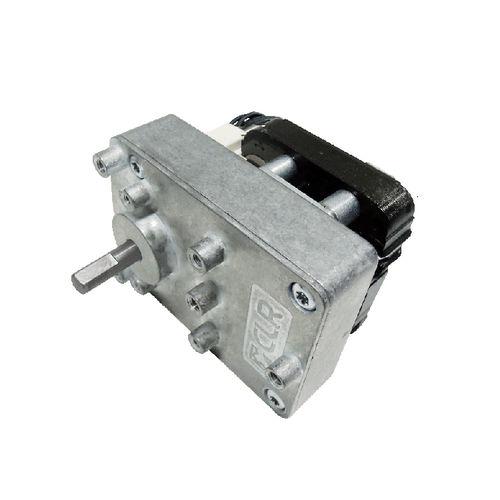 motorreductor AC / de engranaje helicoidal / de ejes paralelos / 1 - 5 Nm