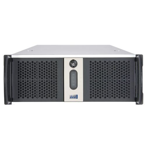 PC en bastidor / Intel® Xeon E3 / USB 3.0 / USB 2.0