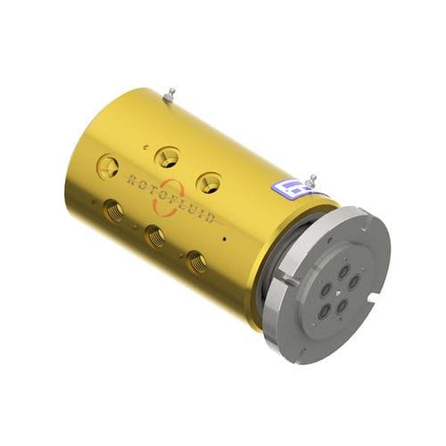 racor giratorio para agua / para aire / para vacío / para gas