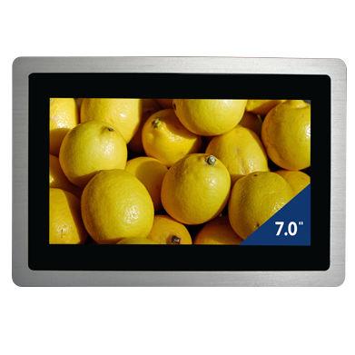 HMI con pantalla táctil / empotrable / de pared / de montaje VESA