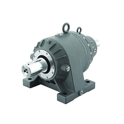 reductor planetario / coaxial / > 10 kNm / con brida