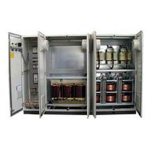 regulador de tensión monofásico / trifásico / automático